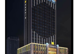 太原晋阳街海棠湾大酒店